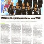 Artikel Streekblad 14-12-2011