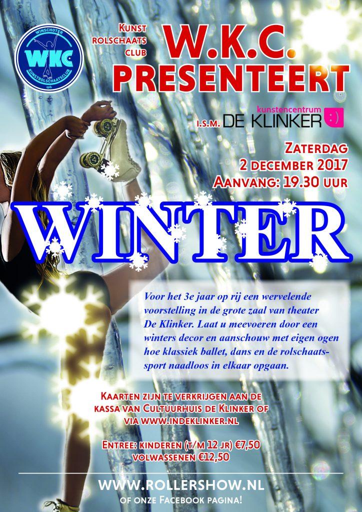 Vanaf volgende week zijn kaarten verkrijgbaar via www.indeklinker.nl
